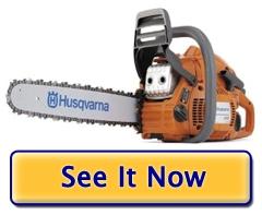 Husqvarna 450 Gas ChainSaw Reviews