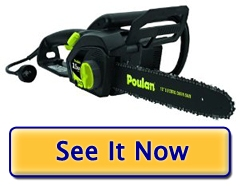 Poulan PLN3516F Electric Chainsaw