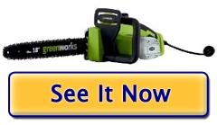 Greenworks 20032 Chainsaw