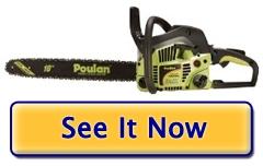 Poulan P4018 Chainsaw