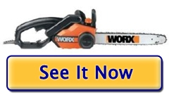 WORX WG304 Chainsaw